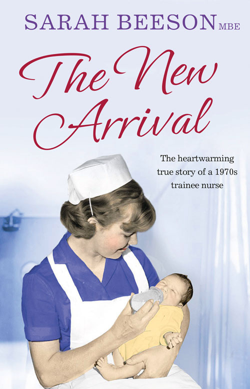 THE NEW ARRIVAL medium cover image
