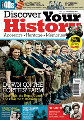 cover discover your history