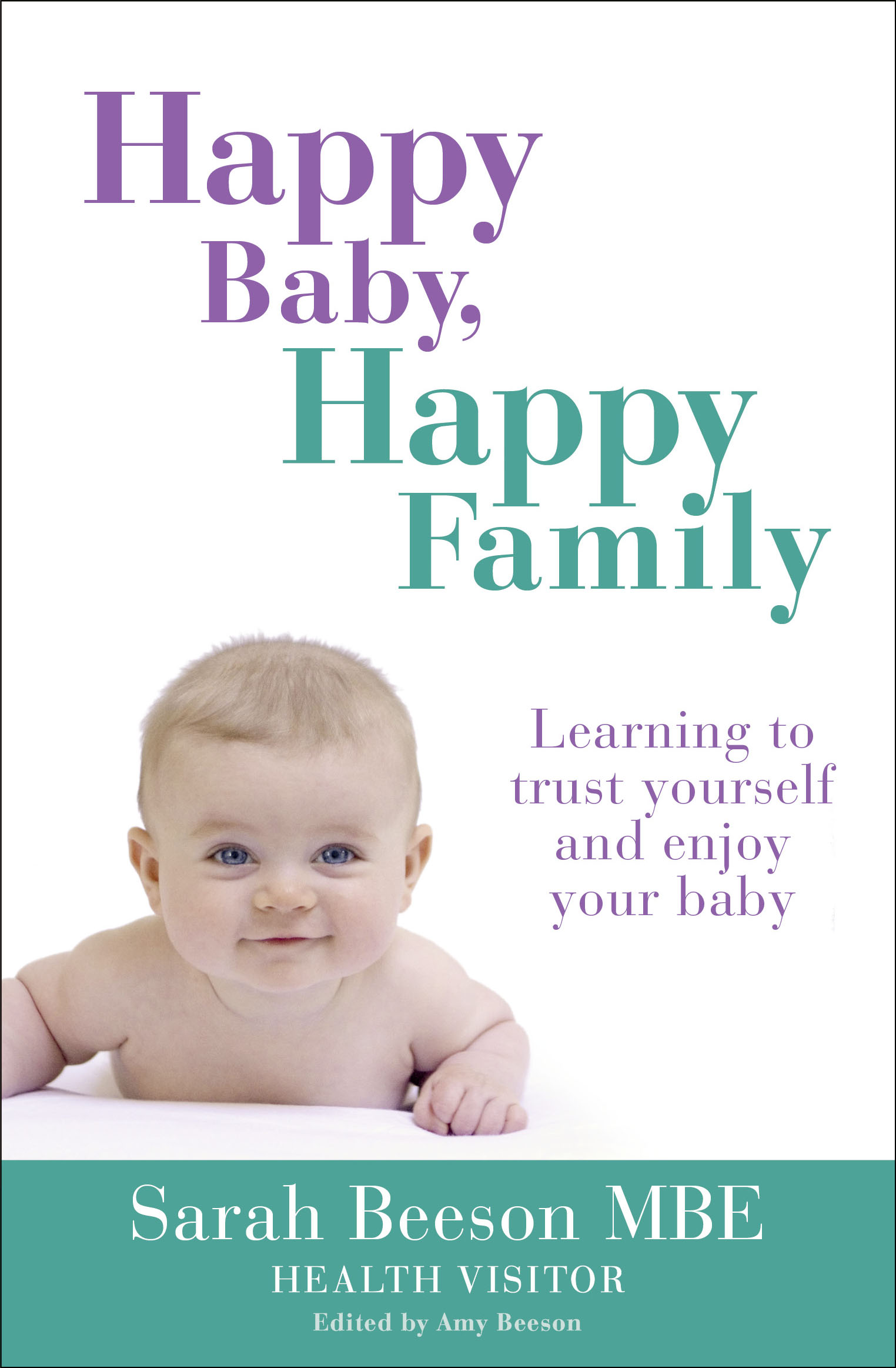 FINAL Happy Baby Happy Family Cover OPTION 4